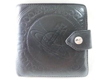 11001/ヴィヴィアンウエストウッド★新品購入した確実本物2つ折り財布