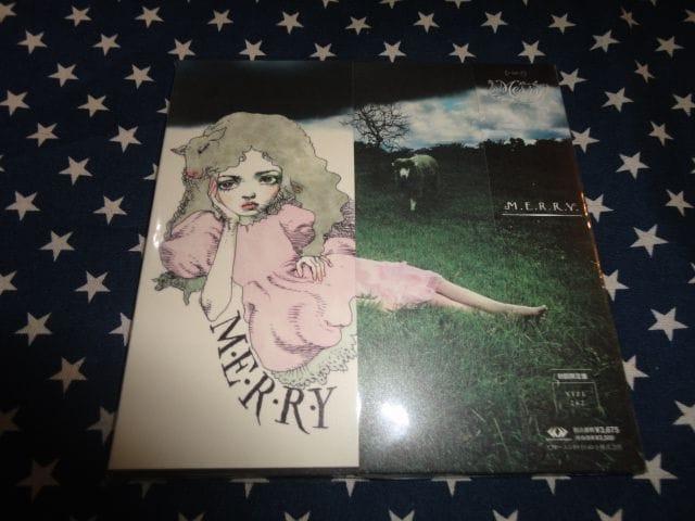 メリー『M.E.R.R.Y.』+『TOUR 09~』初回盤2枚セット美品 DVD付き < タレントグッズの