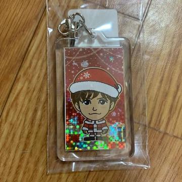 クリスマス 2018Ver. アクリルストラップ EXILE 岩田剛典 ガチャ