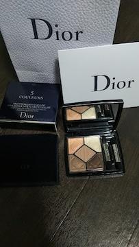 最近購入Diorサンククルールアイシャドウ!647