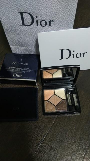 最近購入Diorサンククルールアイシャドウ!647  < ブランドの