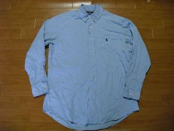 ポロ ラルフローレン BDシャツ USA-L