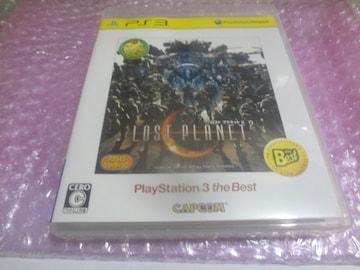PS3 ロストプラネット2 BEST版