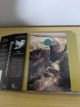 RUINS(ルインズ/吉田達也)「Hyderomastgroningem」YBO2/プログレ