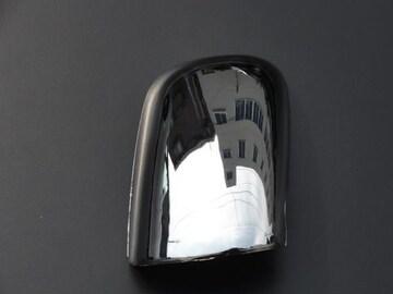 クロームメッキフェンダーミラーカバー ハイラックスサーフ180系185系
