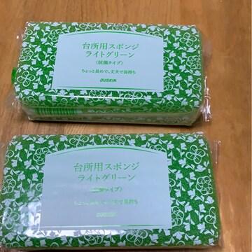 大人気 ダスキン台所用スポンジ 396円