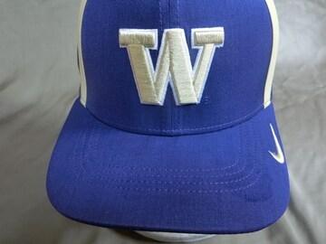 Nike【DRI FIT】USカレッジ ワシントン大学ハスキーズCAP