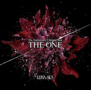 ■CD『LUNA SEAベスト  25th Anniversary Ultimate Best THE ONE