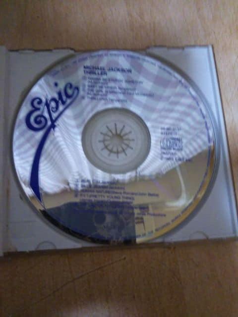 送料無料 【CD】 MICHAEL JACKSON THRILLER マイケルジャクソン スリラー < CD/DVD/ビデオの