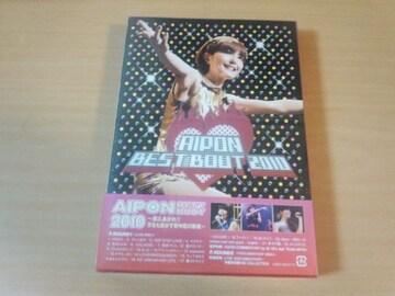 野中藍DVD「AIPON BEST BOUT 2010 〜燃えあがれ!!」ライブ●