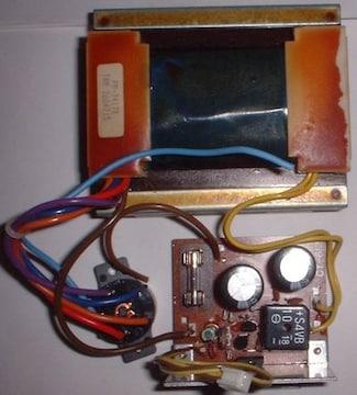 ♪ACウス型トランス12-0V在庫処分未使用品整流回路付♪