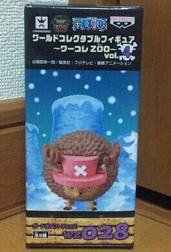 ワンピース ワールドコレクタブルフィギュア~ワーコレ ZOO~vol.4 WZ028 チョッパー