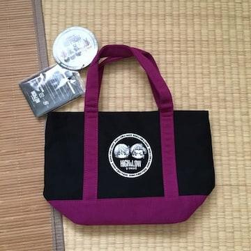 HIGH&LOW×CLAMP・雨宮兄弟キャラクター柄バッグ&キーホルダー