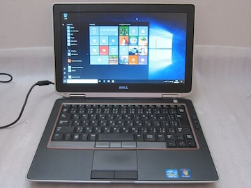 Dell Latitude E6320 Core i5-2520M/4G/250G/13.3型液晶