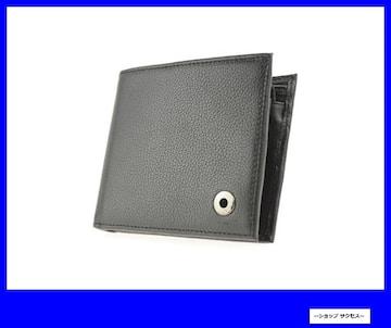 新品 即買■ハンティングワールド 短財布 207371KASHGAR-BLK