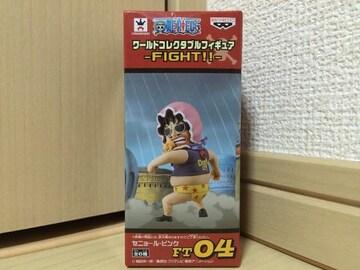 ワンピース コレクタブルフィギュア FIGHT セニョール ピンク