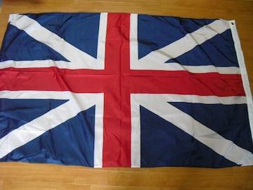 USA製 イギリス国旗 ユニオンジャック 旗 未使用品