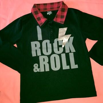 ♯ROCK & ROLL♯シャツ120