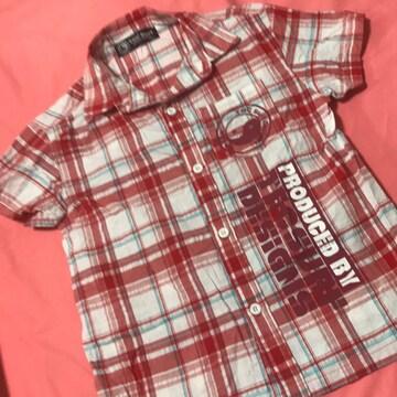 ♯T&C serf♯半袖シャツ140