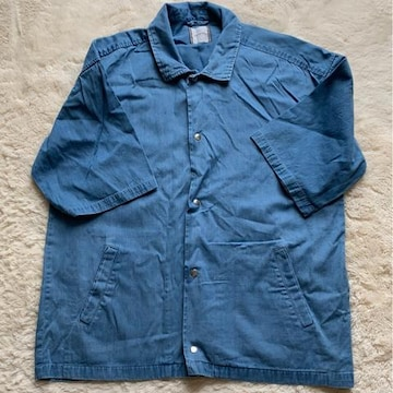 BROWNYデニムシャツ  Lサイズ