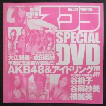 谷桃子、谷麻紗美、岡村麻純、本橋優華、他の非売品DVD