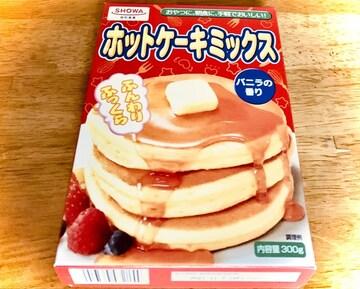 SHOWA ホットケーキミックス300g入