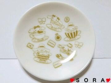 【シナモロール】可愛い薬味.調味料.アクセサリー置き等♪陶磁器製豆皿