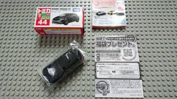 [限定・絶版・トミカ]No.044 ルノー メガーヌ RS(初回特別カラー)