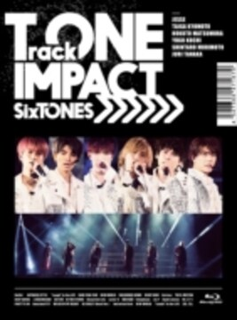 即決 SixTONES TrackONE -IMPACT- 2Blu-ray 初回盤 新品