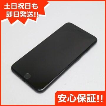 ●安心保証●美品●SOFTBANK iPhone7 PLUS 128GB ブラック