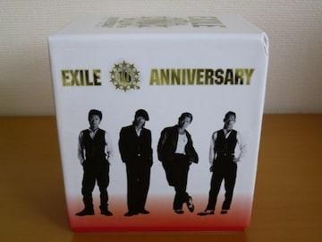 CDS EXILE Rising Sun 10TH ANNIVERSARY BOX / 9枚