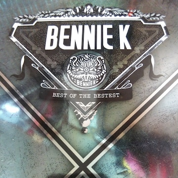 ベストCD BENNIE K BEST OF THE BESTEST 帯あり ベニー・ケー