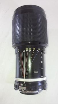 Zoom-NIKKOR 80-200�o Ai改造品