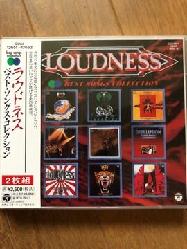 ラウドネス LOUDNESS ベストソングスコレクション CD2枚組