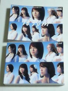 2CD+DVD+フォトブック 1830m AKB48 / 前田敦子 生写真付き アイドル