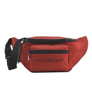 ◆新品本物◆ジバンシィ ベルトバック(RED)『BK5037 K0WA』◆