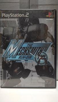 PS2 THE MECHSMITH RUN=DIM(メックスミス・ランディム)