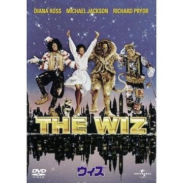-d-.マイケル・ジャクソン[ウィズ]新品未開封DVD