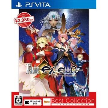 PSVita》Fate/EXTELLA [175001252]