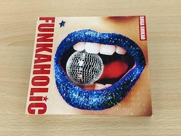 スガシカオCD「FUNKAHOLiC」DVD付初回生産限定盤●