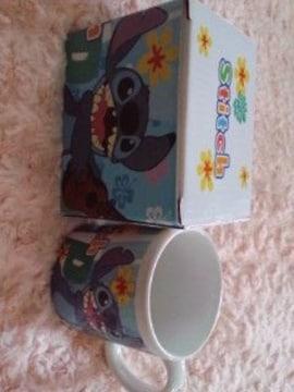 Disney スティッチ  マグカップ/新品未使用品