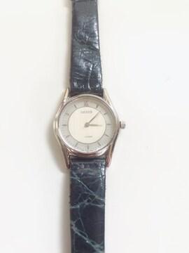 T197 CITIZEN エクシード クォーツ GN-7-S レディース 腕時計