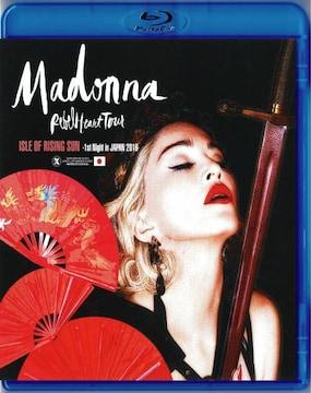 MADONNA Saitama, Japan 2.13 2016 東京公演!マドンナ(Blu-Ray)