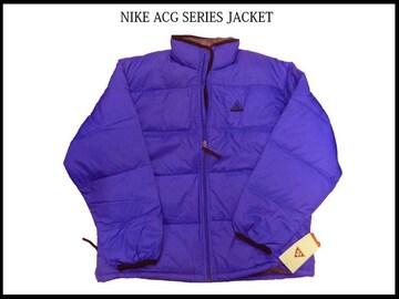 90代 レア NIKE ACG ダウンジャケット XL