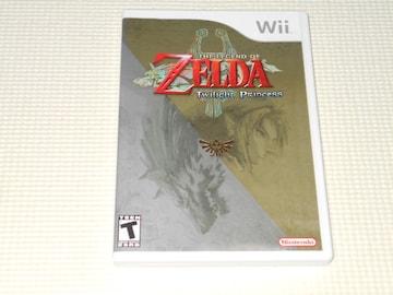 Wii★THE LEGEND OF ZELDA TWILIGHT PRINCESS 海外版