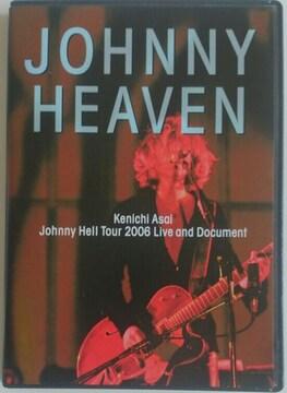 (DVD)浅井健一☆JOHNNY HEAVEN Johnny Hell Tour 2006...★