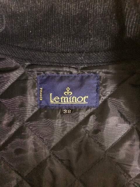 Le minor キルティングジャケット 38 < ブランドの
