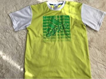 adidasサラサラTシャツ  160センチ