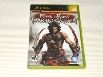 xbox★PRINCE OF PERSIA WARRIOR WITHIN 海外版