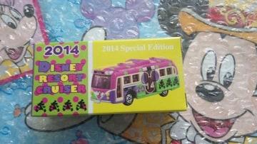 ディズニーランド TDL 30周年 ディズニー リゾートクルーザー 記念 トミカ ミッキーバス